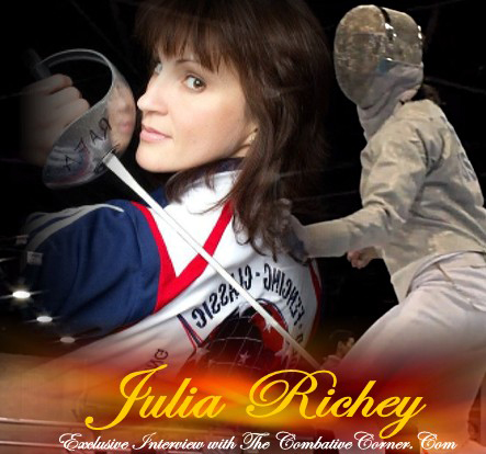 10 Questions With Julia Richey