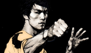 Bruce Lee Header Image