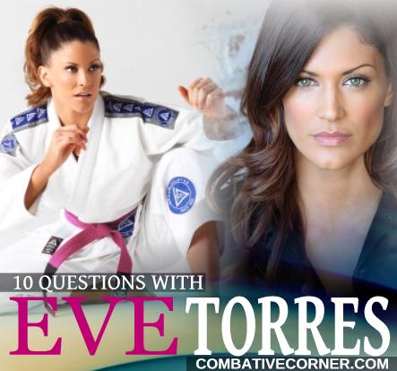 Eve Torres CombativeCorner