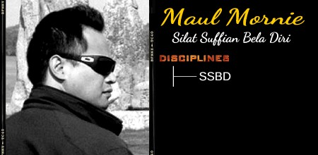 MAUL MORNIE author header