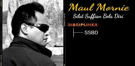 MAUL MORNIE author header
