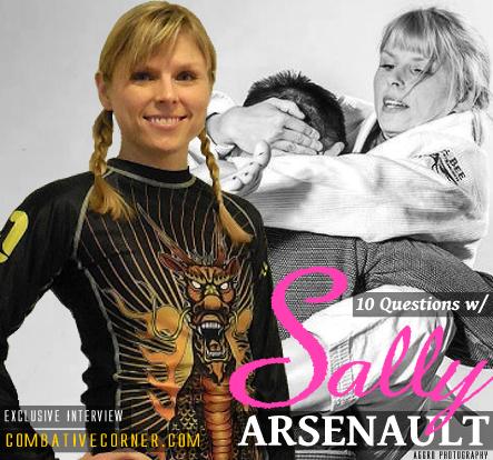 Sally Arsenault CombativeCorner