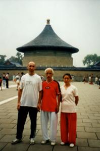 David Gaffney China