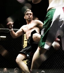 Chris Clodfelter Kick 1