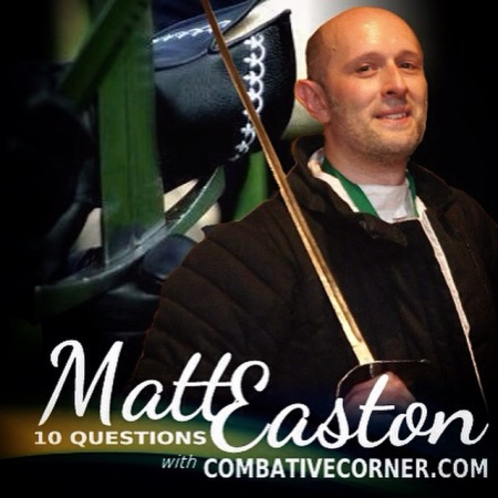 Matt Easton ScholaGladiatoria CC Interview 2015