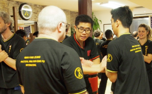Kwok teaching