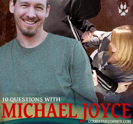 Michael Joyce CombativeCorner