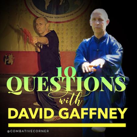 David Gaffney 10 Questions